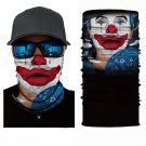 Crazy Klown/Joker Face Mask Cycling Scarf Bandanas Ski Winter Biker Mask