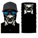 JOKER #5 Crazy Face Mask Cycling Scarf Bandanas Ski Winter Biker Mask