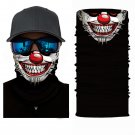 KLOWN/JOKER #1 Crazy Face Mask Cycling Scarf Bandanas Ski Winter Biker Mask