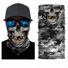 SKULL HEAD #2 Crazy Face Mask Cycling Scarf Bandanas Ski Winter Biker Mask
