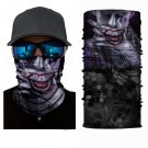 JOKER #17 Crazy Face Mask Cycling Scarf Bandanas Ski Winter Biker Mask