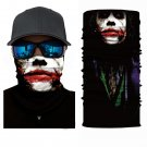JOKER #18 Crazy Face Mask Cycling Scarf Bandanas Ski Winter Biker Mask
