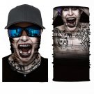 JOKER #21 Crazy Face Mask Cycling Scarf Bandanas Ski Winter Biker Mask