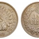 Souvenir USA Indian Head 1862 Small Cent - Free Shipping