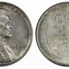 Souvenir USA Lincoln Penny 1944 D Steel Error Small Cent - FREE SHIPPING