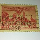 South Australian 2d postage