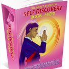 Self Discovery Book