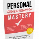 Personal Transformation Mastery