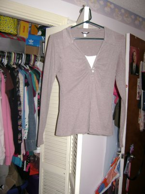 cute top sz m