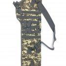 Tactical Shotgun Rifle Scabbard Bag Shoulder Bag (Digital Camo)
