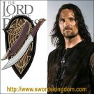 Elven Knife of Strider from The Lord of the Rings