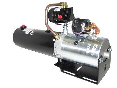 Stowaway ST20 ST25 Manual Control Liftgate Pump Power Down