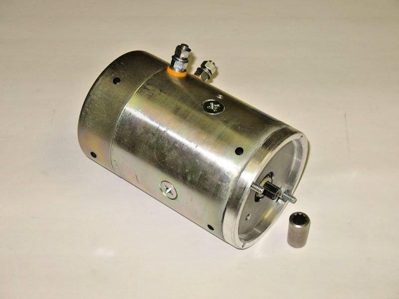 OEM Motor for Curtis 3000  CW 2 Post 9 Spline