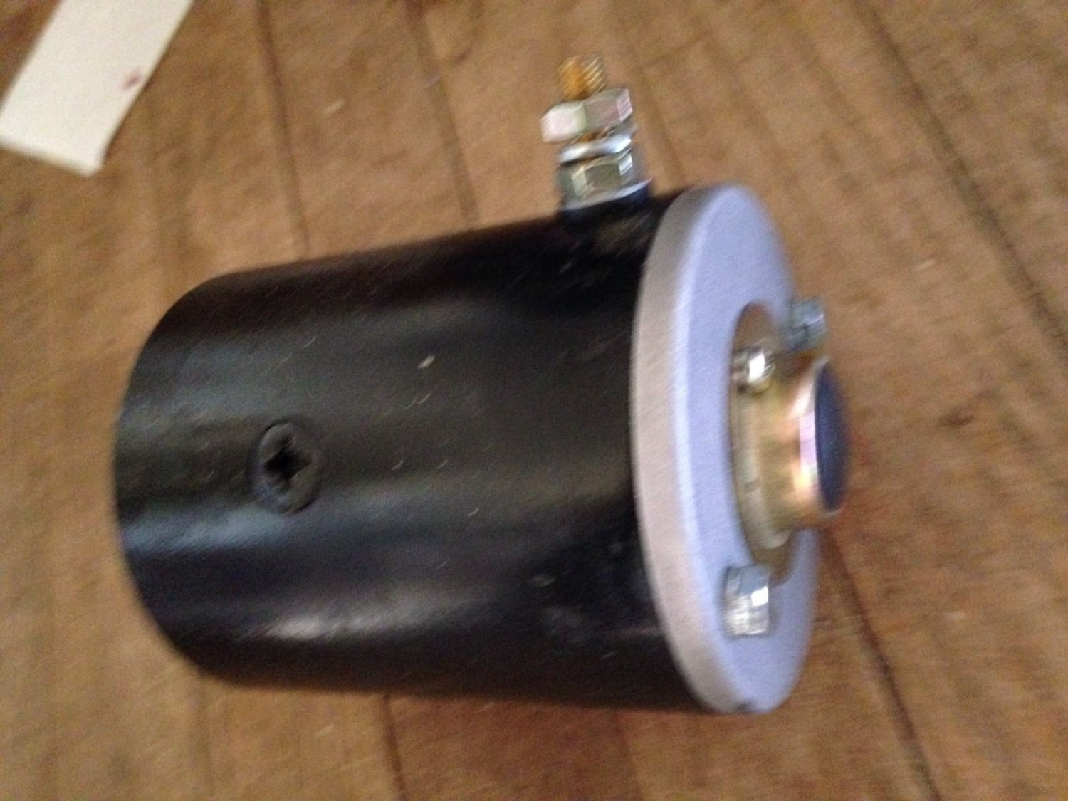 Pump Motor Equalizer Systems Slotted Shaft CCW S201-4608