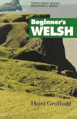 Beginner's Welsh by Heini Gruffudd 1998, Paperback