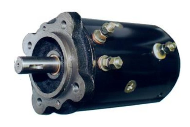 3 Post Winch Motor for Ramsey Reversible 645041
