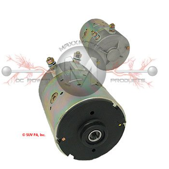 Motor for Monarch Pump  Tang Shaft CW 39200388