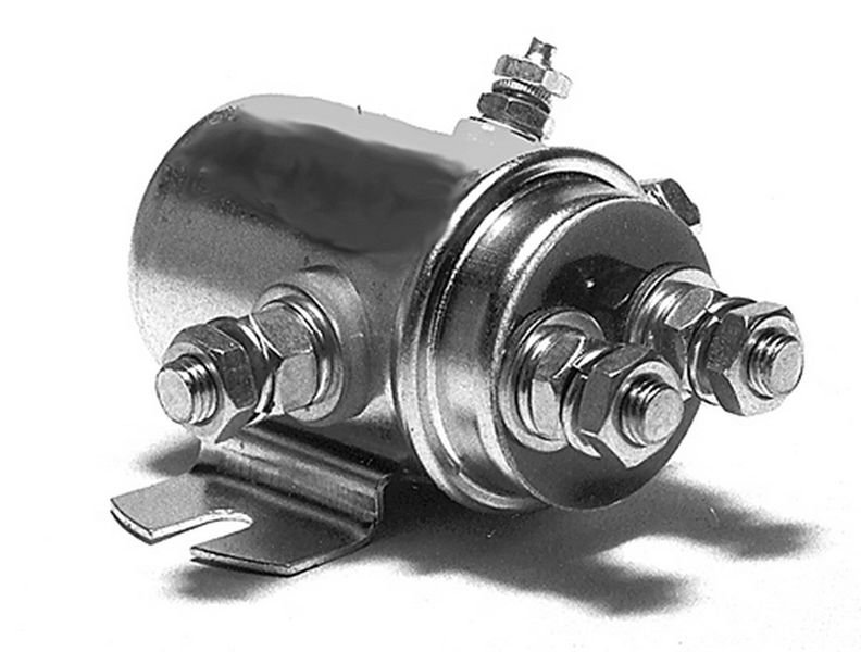 5 Post Winch Solenoid Continuous Duty