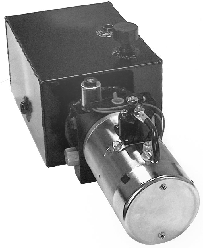 DB1432 SPX Stone Gravity Down Power Unit Heavy Duty 2.5 Gallon
