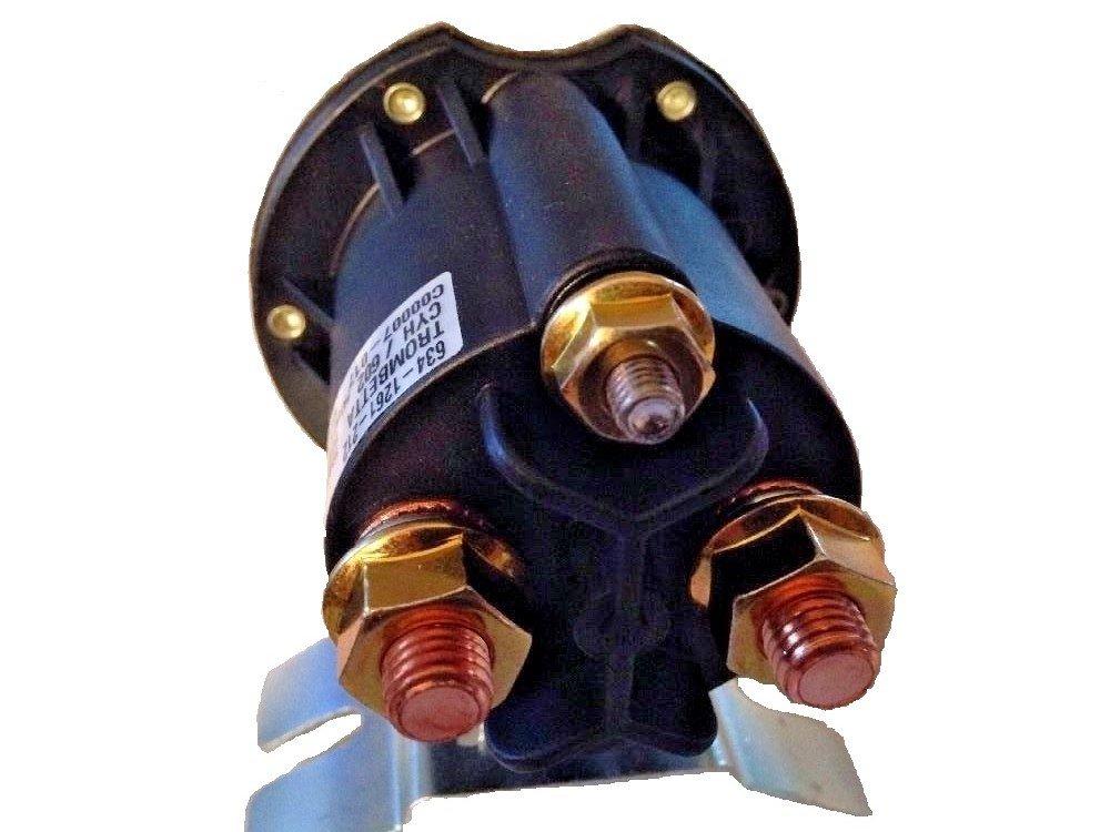 3 Post Intermittent Solenoid for Liftgates Waltco 75089833