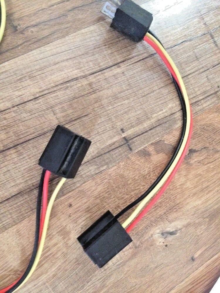 Boss MSC03444 LIght Adapter Chevy 87 & Older