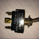 Carling Toggle switch 6 terminals Momentary