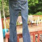 Levi Strauss Low Rise Boot Cut Jeans Size 6 Medium