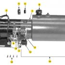 Liftgate Power Unit Gallon Thieman Stowaway 4400091