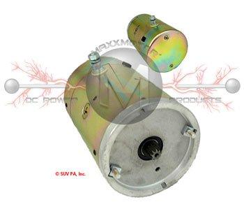 Motor for Curtis Plow 9 Spline 1 Post CW  1TBM8