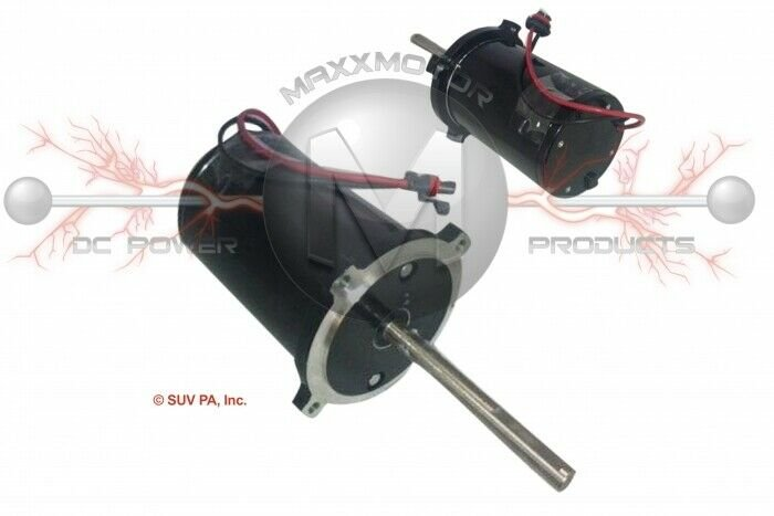 Spinner and Auger Motor for SP8500 9300 Vmaxx Snowex D6887 D6825 Manual in Ad