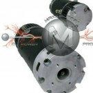 3673AB Motor for Fenner 24V 9 Spline Shaft 305008-001 5673AB 3931AB 46-4143