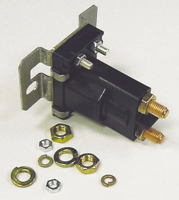 4 Post Tower Solenoid for Fisher and Western Plows