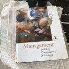 Management Building Competitive Advantage 4th Edition Bateman