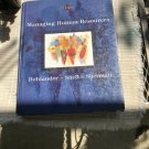 Managing Human Resources 12th Edition Bohlander Snell Sherman