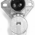 """Trailer Connector Double Pole Socket 2"""" Mounting Hole"""