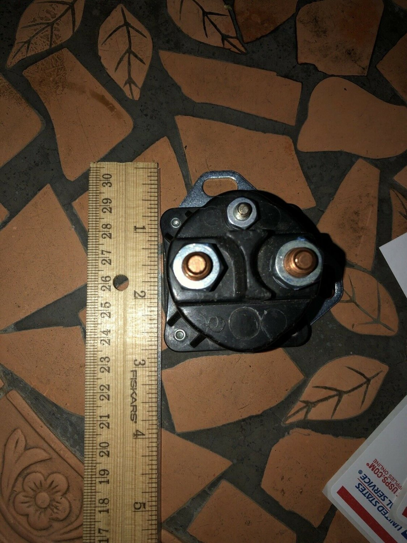 Solenoid for JLG Scissor 3 Post Grounded Positive 3740059