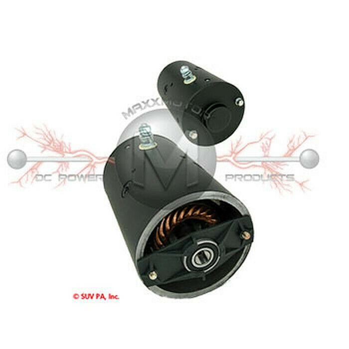 Pump Motor High RPM Slot CCW Double Ball Bearing W8999