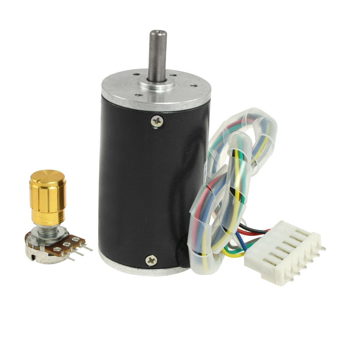 DC 12V 3000RPM 0.5A 120G.cm Brushless Speed Control Motor