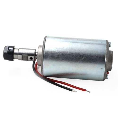 New CNC DC12-48V ER11-200W A Spindle Motor For Router Engraving Machine