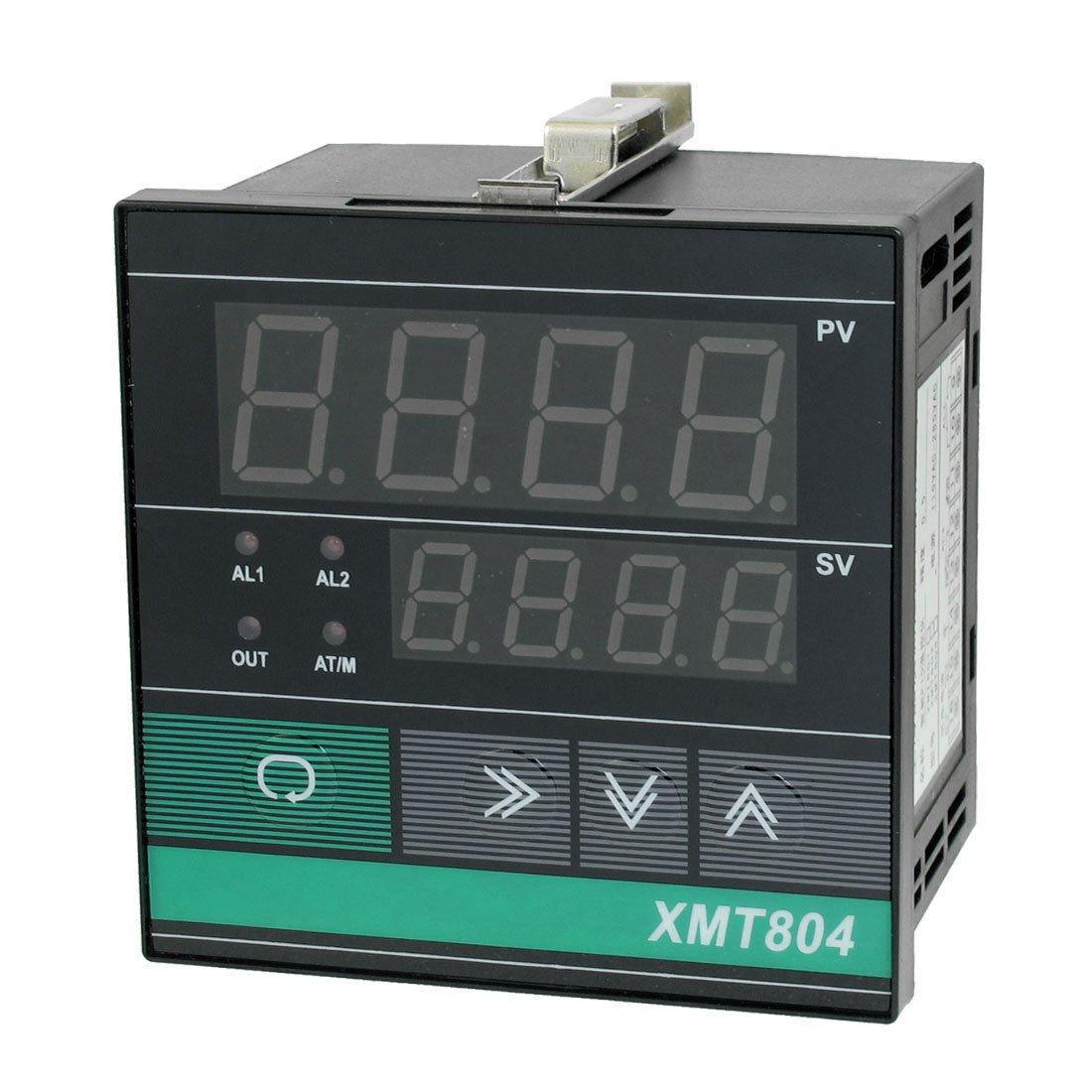 SSR Output PV SV Display PID Digital Temperature Controller Meter XMT-804