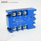 80-280VAC to 480VAC 40A Three Phase Solid State Relay Module AC to AC TSR-40AA
