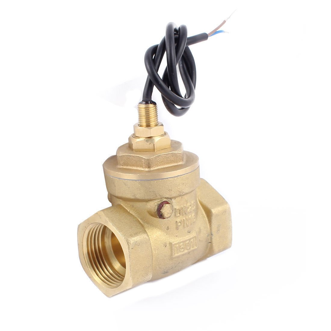 "G1"" Female Thread Water Flow Sensor Switch Flowmeter Meter 8-50L/min SEN-DB25"