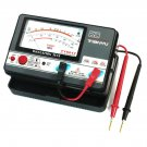 0.5-1000M Ohm 500V Insulation Resistance Tester w Testing Leads TY-6017