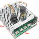 DC 10V-55V 60A Motor Speed Controller DC Motor Governor Electronic Drive Module
