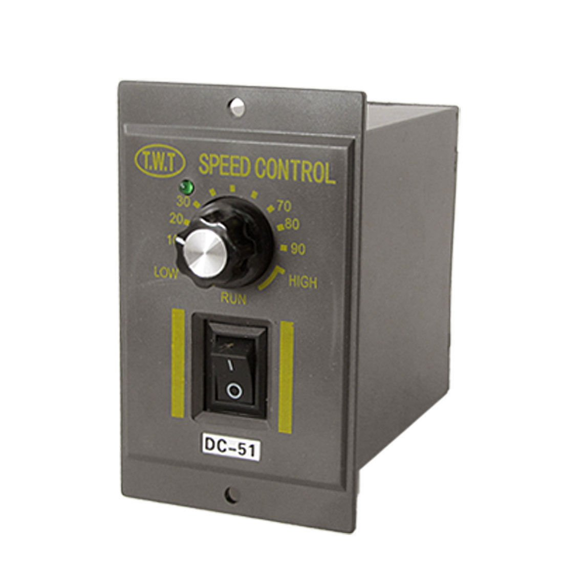 DC-51 DC 90V AC 220V Gear Motor Speed Control Switch