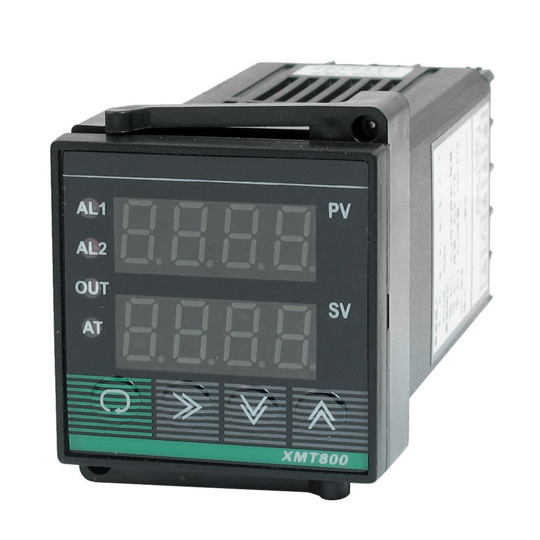 AC 115-285V SSR PID PV SV Display Digital Temperature Control Controller XMT800