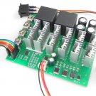 DC 10V-55V 60A Brush Motor Speed Control Switch DC Motor Speed Governor