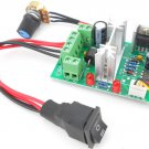 DC6-30V 6A 180W PWM Motor Speed Controller 6V/12V/24V Reversible Switch