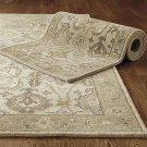 Ballard Designs Catherine Handmade Wool Area Rug & Carpet size 5x8