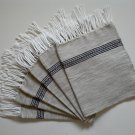 Vegan handwoven placemat (multipack of 6 units)